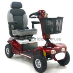 Mobility scooter, mobility equipment,