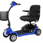 Small, lightweight mobility Scooters