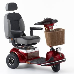 SHOPRIDER 778HD (3 Wheeler) - Freedom Scooters