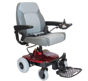 Shoprider como light weight portable power chair