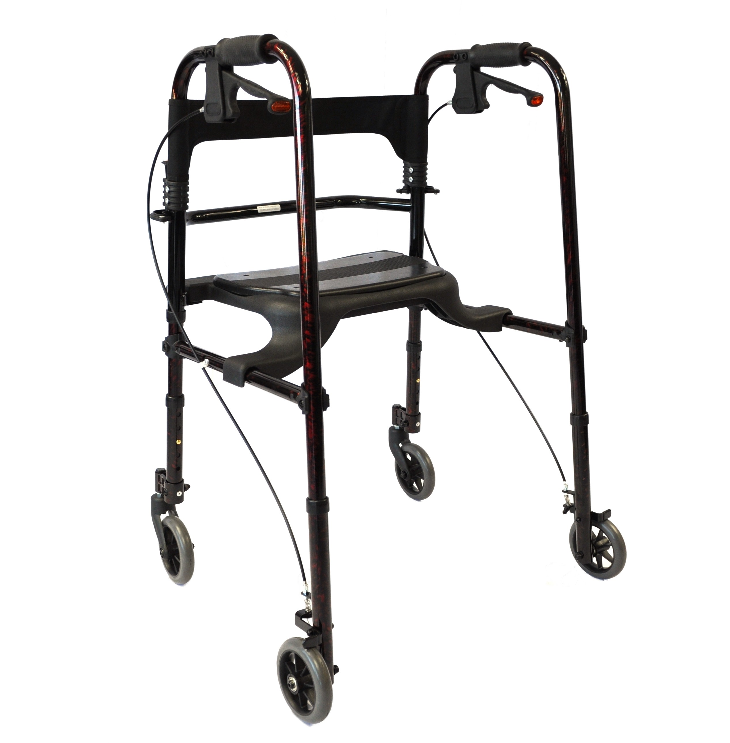 WALKING FRAME with SEAT - Freedom Scooters